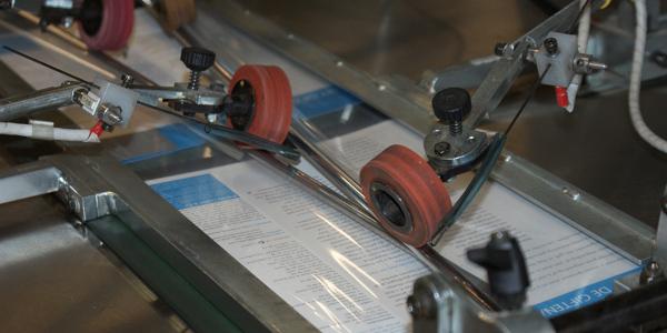 Sealen van drukwerk | Intermail BV