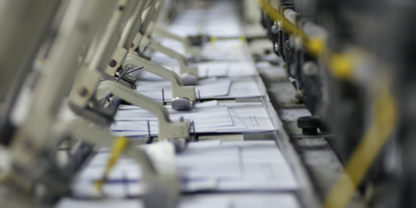 Product capaciteit   Intermail BV