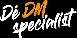 De DM specialist slogan | Intermail